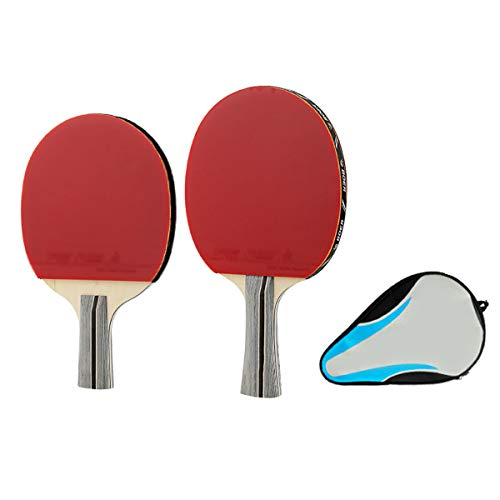 Learn More About BlueBean Table Tennis Bats and Balls Set Ping Pong Set Children Tennis Sets Adult P...