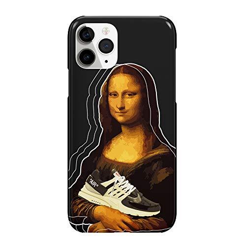 Mona Lisa Sneakers Hype_CW6055 Protective Phone Mobile Smartphone Case Cover Protective Smartphone Hard Plastic For Samsung Galaxy S10 Lite Funny Regalo Di Natale Divertente