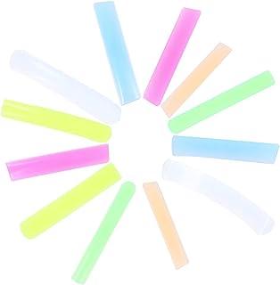 Beaupretty Silicone Lash Eyelash Curler Perming Almofadas Escudo Kit Colorido Elevador Levantamento de Hastes de Extensão ...
