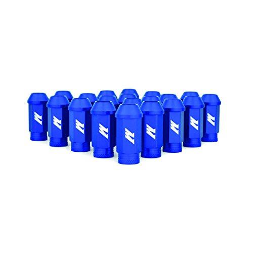 Mishimoto Aluminum Locking Lug Nuts, M12 x 1.25, Blue