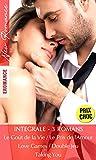 3 Romans PRIX CHOC - New Romance - Love Games - Taking You - Le Goût de La Vie / Le Prix de l'Amour: [3 livres romance en Promo]