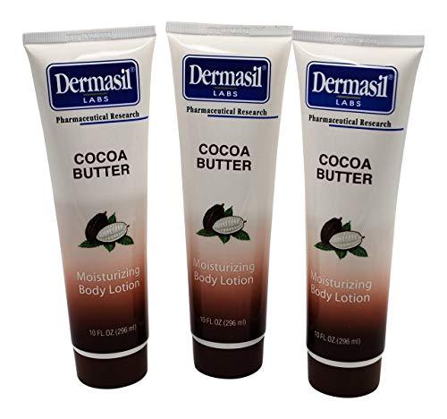 Dermasil Cocoa Butter Moisturizing Body Lotion