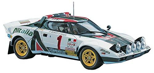 1/24 launcher Stratos 1977 Monte Carlo Rally Winner (CR32) (japan import)