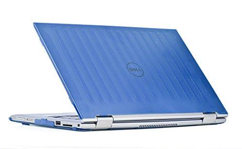 mCover Hard Shell Case voor 11,6 inch Dell Inspiron 11 3147/3148 2-in-1 converteerbare laptop (blauw) (** NIET compatibel met Dell Inspiron 11 model 3137/3138 touchscreen **)