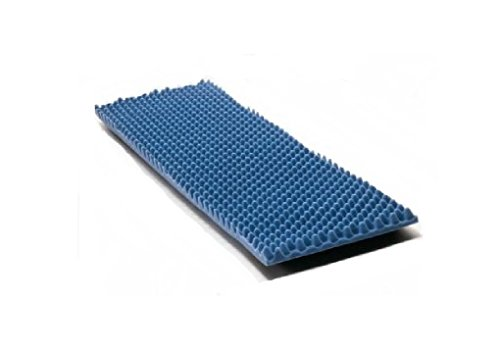 McKesson Pad Bedsize Eggcrate Overlay 33