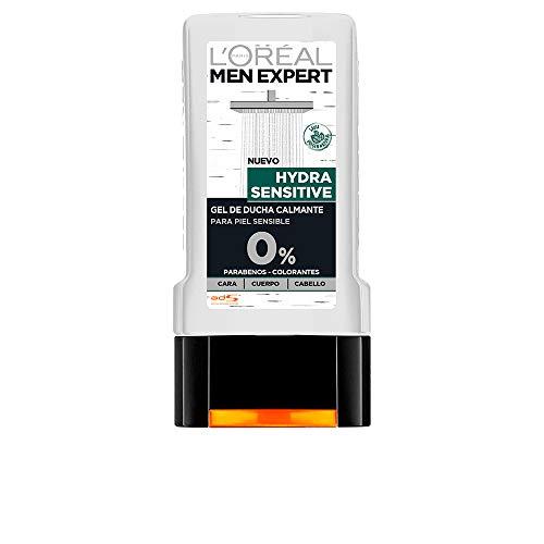 L'Oreal Paris Men Expert Gel Ducha Hydra-Sensitive Calmante 300 Ml - 300 ml.