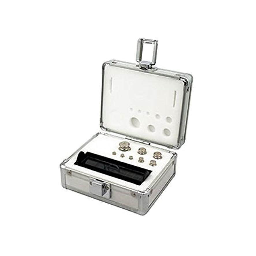 その間める花嫁A&D 校正用分銅 OIML型組分銅 E2級 20kgセット AD1605-20KE2