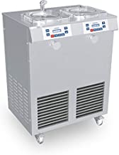 Turbina de hielo vertical 2 x 5 litros – Tandem – Borloni