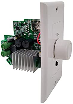 Earthquake Sound BTA-250 Three Input in-Wall 2-Channel Stereo Amplifier   Power Over Ethernet  PoE  and Balanced Audio in with Cat 5/6 Support