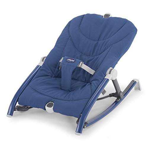 Chicco 06079825800000 Pocket Relax Sdraietta, Blu Scuro