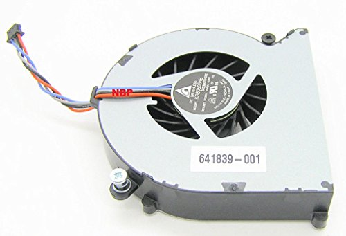 New Genuine HP Elitebook 8460p 8460W CPU-Kühler Lüfter 641839–0016033b0024002