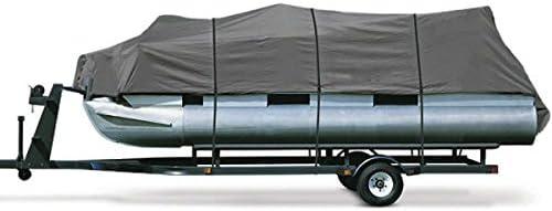 North East 国際ブランド メーカー公式 Harbor Heavy Duty Fits Pontoon Gray Cover Waterproof