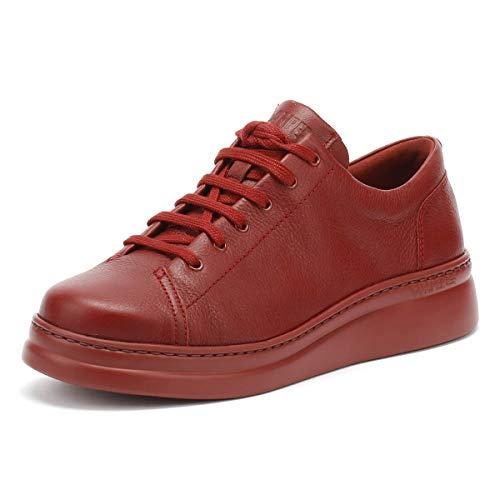 Camper Women's Runner Up Sneaker, Dark Red, 41 Standard US Width EU (11 US)