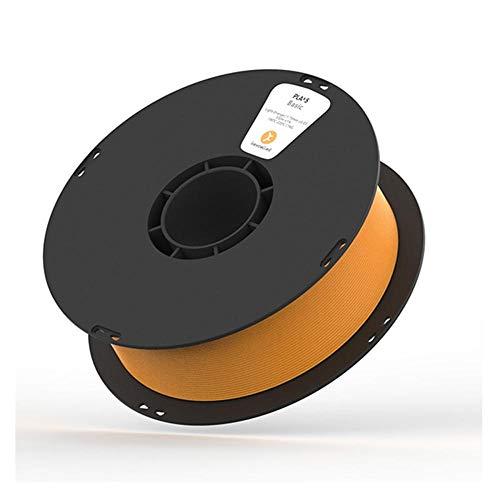 Pla K5 Filament 1.75mm, 3d Printer Filament 1kg, Used For 3d Printer And 3d Pen-Light orange