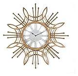 reloj de pared Reloj de pared redondo de gran tamaño Digital Digital Decoración de la decoración de la sala de estar Reloj de pared Mute Cuarzo Reloj Oficina Decoración de la casa Big Wall Reloj Decor