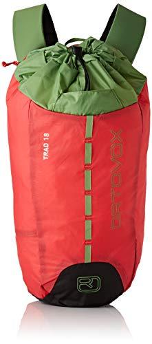 Ortovox Trad 18 Rucksack, 49 cm, 18 Liter, Hot Coral