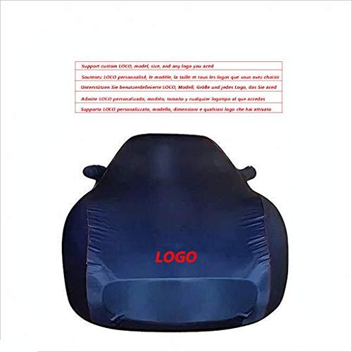 CYCZ Autoabdeckung Car-Cover, Kompatibel mit George Barton Chariot, Außen- und Innenwasserdicht, Regen, Schnee, Staubdicht, Sonnenschutz, UV-Schutz