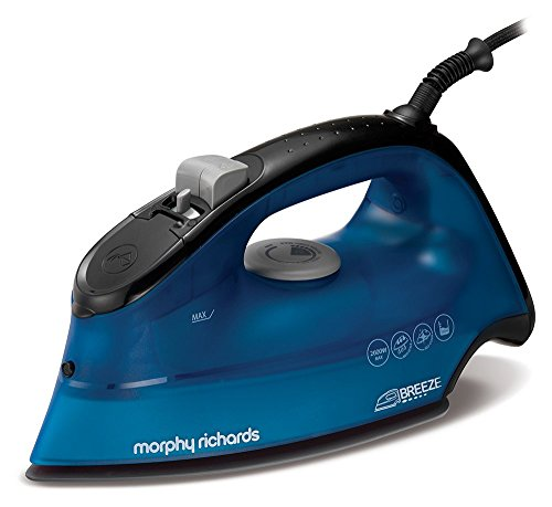 Morphy Richards 300264 Breeze Steam Iron - Blue by Morphy Richards