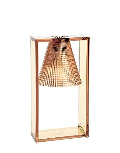 Kartell Light- Air, Lampe de Table Version Ciselée, Rose