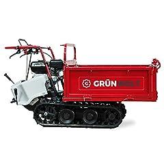 Weima WM7B-320 6,5 pk 196 CCM rups dumper dumper mini dumper kipper transport motor kruiwagen 2 jaar garantie*