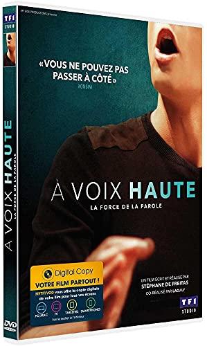 Le DVD À Voix Haute-La Force de la Parole