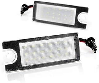 LED Kennzeichenbeleuchtung Nummernschildbeleuchtung Kennzeichen mit Zulassung Canbus Plug&Play V 03250