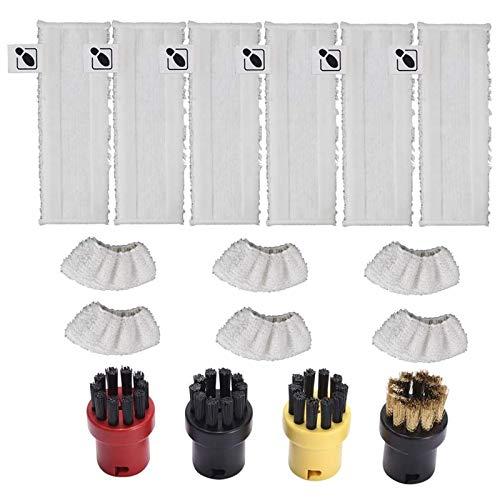 MLXG - Juego de paños de microfibra para limpieza a vapor Karcher EasyFix SC2 SC 3 SC4 SC5