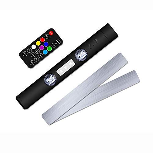 NCBH Luz Nocturna para Techo de Coche Proyector de Luces LED Portátil con 14 Efectos y Carga USB para Coche, Dormitorio, Fiesta, Techo, Paredes