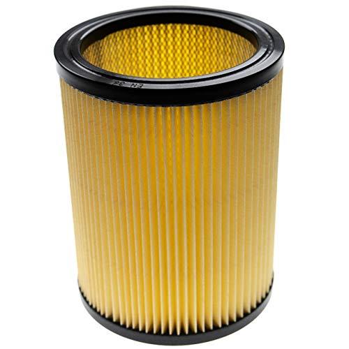 vhbw Faltenfilter kompatibel mit Hikoki/Hitachi WDE 1200M, 1200, 3600 Nass- und Trockensauger - Filter, Patronenfilter
