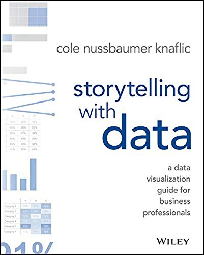 Real Estate Investing Books! - Storytelling with Data: A Data Visualization Guide for Business Professionals