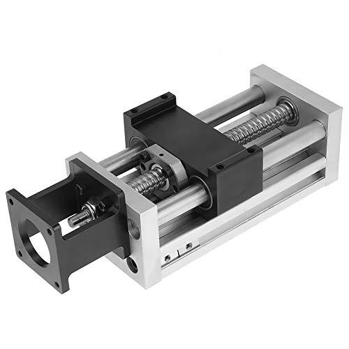 Actionneur de scène linéaire matériel de haute qualité glissière à vis à billes 2947g course 100mm pour équipement d'automatisation industrielle pour imprimantes 3D pour chenilles de moteur