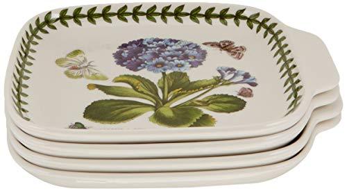 Portmeirion Botanic Garden Canape Dishes, Set of 4 by Portmeirion