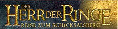 Herr der Ringe: Die Reise zum Schicksalsberg - Games Workshop (Brettspiel) mit Citadel Miniaturen