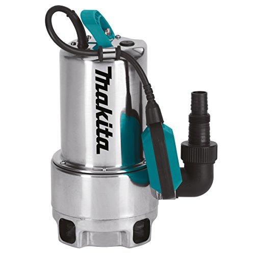 Makita PF0610 - Bomba sumergible para aguas residuales (10.800 l/h)