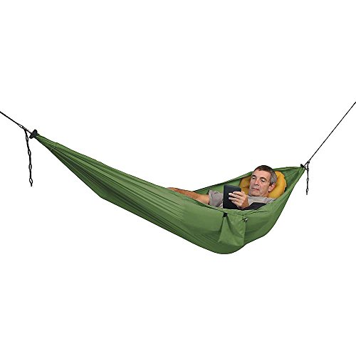 Exped Travel Hammock Plus Größe one Size Moss Green
