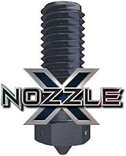 Genuine E3D Nozzle X - Volcano - 1.75mm x 0.40mm (VOLCANO-NOZZLE-4TC-175-0400)