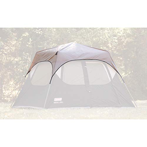 Coleman Rainfly Accessory for 4-Person Instant Tent , Brown/Black
