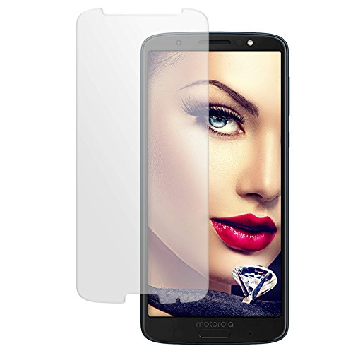 mtb more energy® Schutzglas für Motorola Moto G6 (5.7'') - Tempered Glass Bildschirm Schutzfolie Glasfolie