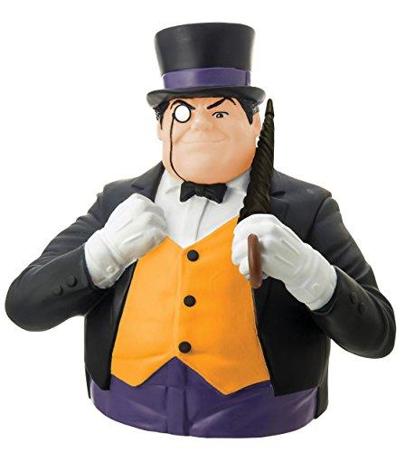 PINGÜINO Penguin Hucha Busto 20 CM DC...