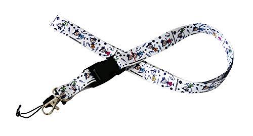 LANYARD GUTE. Ideal para llevar colgando con la tarjeta de identificación, llaves, tijeras, esparadrapo o simplemente porque son bonitos.