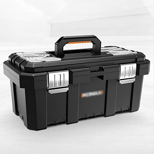 CZGJX Toolbox Huishoudelijke Reparatie Gereedschap Electricien Draagbare Multi-functie Kleine Opbergdoos Auto Kit