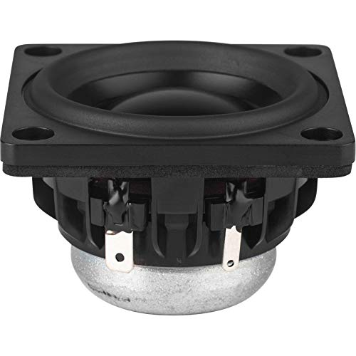 Dayton Audio DMA58-8 2' Dual Magnet Aluminum Cone Full-Range Driver 8 Ohm