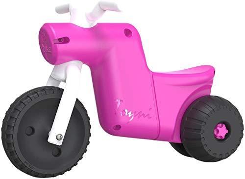 YBIKE YTOY4- Toyni Tricycle Balance Bike, Pink