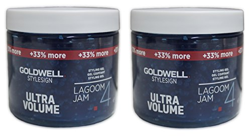 Goldwell Stylesign Ultra Volume Lagoom Jam 4 XXL - 2x 200ml = 400ml