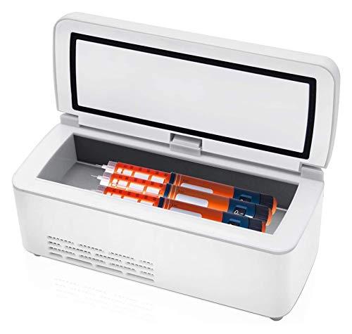SHUHANG Hora Insulina Caja refrigerada Termostato Termostato Reefer Coche portátil Refrigeradores Caso Refrigerador O Viajes a Domicilio (Size : 208x85x90cm)