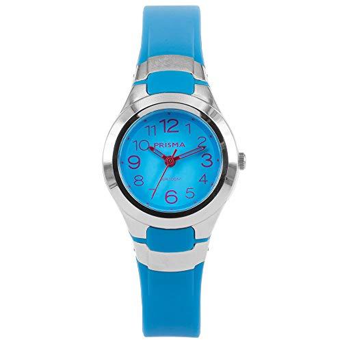 Coolwatch Mädchen Sport, Analog Uhr blau Kunststoff 10 ATM CW.338