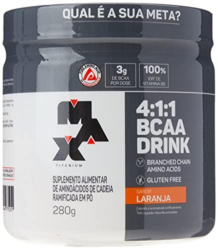 4:1:1 BCAA Drink (280g) - Sabor Laranja