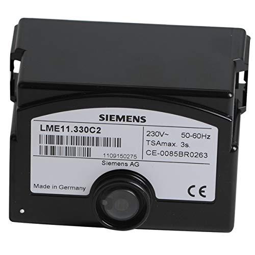 Siemens (landis) - Steuergerät LANDIS und GYR STAEFA - SIEMENS Gas - LME 22 331A2 - : LME22 331C2