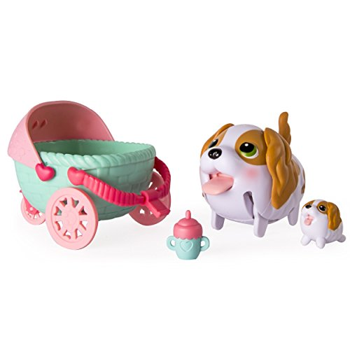 Chubby Puppies & Friends - King Charles Spaniel Puppy Stroller