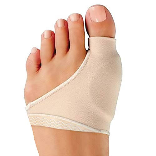 NON-SLIP GRIP GEL INSERT: Our Bunion Sleeve's non-slip grip insert prevents the sleeves from sliding up your foot and keeps them comfortably in place. BUNION CORRECTOR AND BUNION RELIEF: Eases any bunion pain, irritation, calluses, blistering comfort...